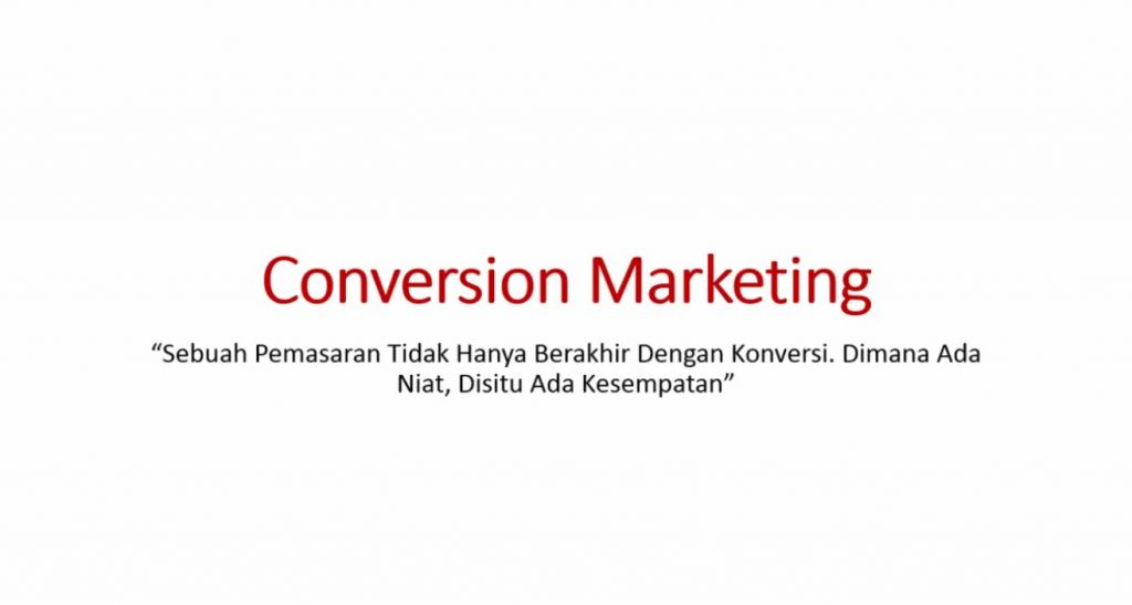 Video 8 Conversion Marketing